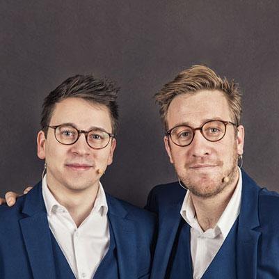 Piet Kusters & Stefan Paridaen